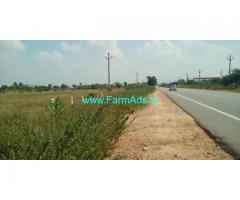 Highway bit 13 Acres Agriculture Land for Sale near Thakkalapally