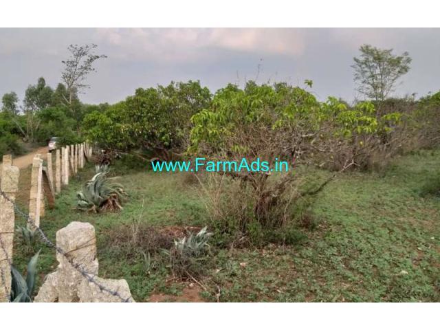 1.73 acres of agriculture with mango farm lands sale near Shoolagiri.