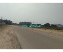 5 Acres Land for Sale at Kokapet.Opposite Rajapushpa Sky Villas