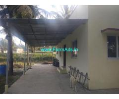 1.47 Acres Agriculture Land with Farm House for Sale at Kinathukadavu