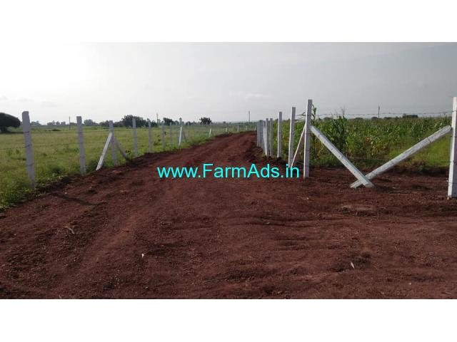 4.28 Acres Agriculture Land for Sale near Zahirabad