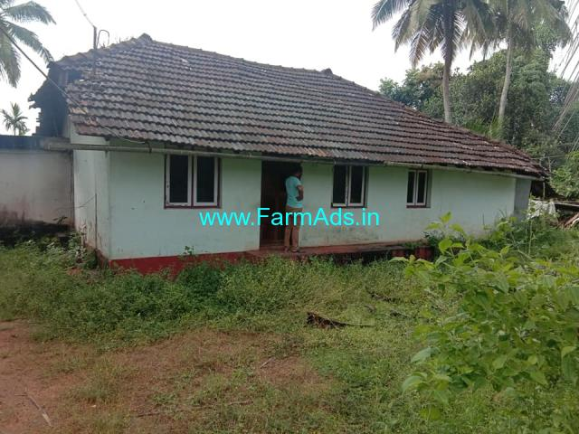 Residential 9.5 cent Land for sale at Polali, BC Road Highway. Mangalore.