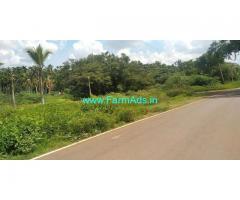 1 Acre Tar road touch farm land for sale at Chiknayakanahalli, Tumkur