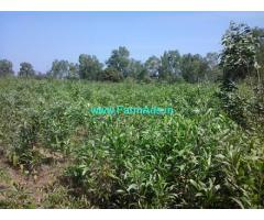2 Acres Agriculture Land for Sale near Shimoga,Kanale Lake