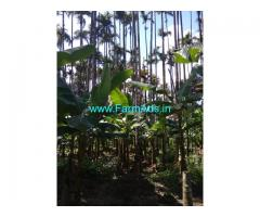 One acre land with house for sale at Attappady - Palakkad. Kerala