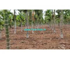 10 Acres farm land for sale for sale at Madhugiri, Tumkur.