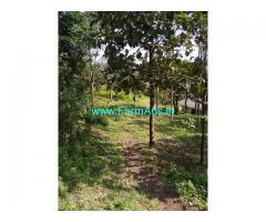 Attappady, Palakkad. Kerala. 4.67 acres farm land with house for sale
