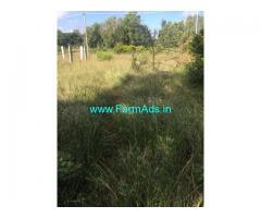 6 Acres Farm land for sale at Ramagondanahalli, Chikballapura Taluk