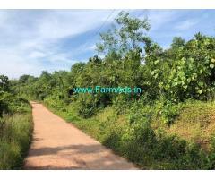 2.67 Acres Farm Land for Sale near Uppinagady Puttur road