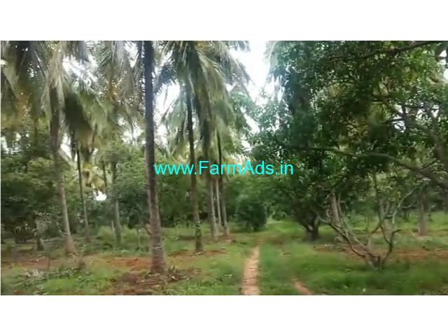10 Acres Agriculture Land with Farm house for Sale near Suttur Road