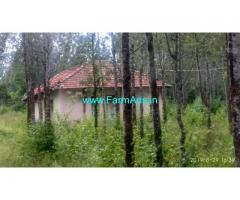 27 ACRES FARM LAND for sale - Near Hunsur Taluk, Mysore
