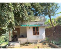 River Side 1 Acre Agriculture Land for Sale near Attapady