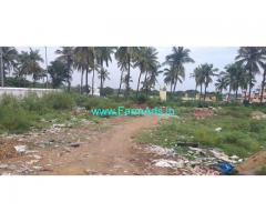 2 Acres Land for Sale near Satanur Road