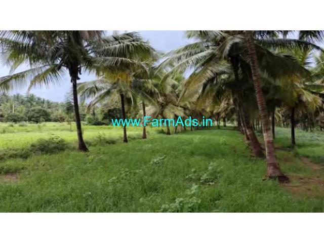 1 acre 7 gunta farm land for sale at Chennapatna.