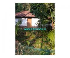 1.5 Acres Arecanut Plantation with house for Sale at Attapady