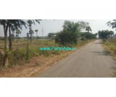 4 Acres Agriculture Land for sale at Polepally