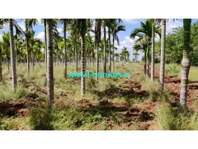 10 Acres 30 gunta farm land for sale at Hiriyur Taluk, Dharmpura Hobli