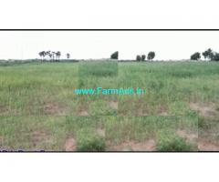 5 Acre Red Soil Square Shaped Farm Land for sale close to Madurai.
