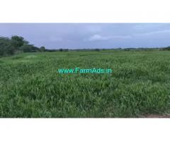 4.22 Acres agriculture land for sale near Bangalore pune highway - Sira