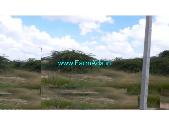 2.5 Acres Low Budget Agricultural Farm Land for sale near Madurai.