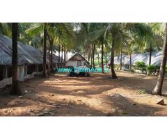 3.5 Acre Land with Poultry farm for sale in Yelanduru, Chamrajanagara.