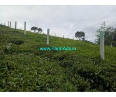 8.50 Acres Agriculture Land for Sale near Kotagiri,Coonoor Highway