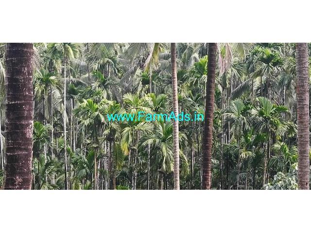 26 Acre Farm Land for sale at Rajapuram, Kasargod, Kerala.