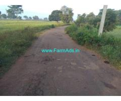 1.15 ACRE FARM LAND - Near Hullahalli  Nanjangud Taluk