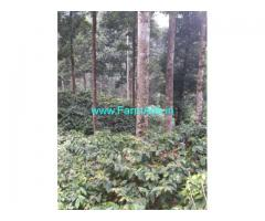 150 Acres Coffee Estate for Sale near Madikeri