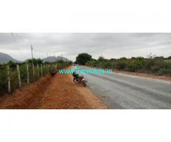 6 Acres Agriculture land available for sale at chintamani