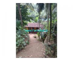 5.5 cents land with house for sale at Attappady, Palakkad