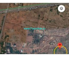 1 Acre Agriculture Land for Sale near Trichy,Trichy International Airport
