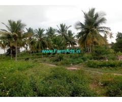 25 Acres Agriculture Land with Farm House for Sale near Uthangarai