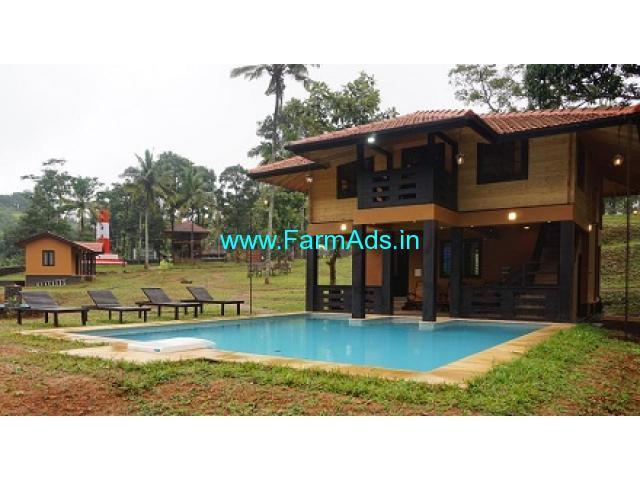 3.5 Acres Land , Health Resort for Sale near Kochi