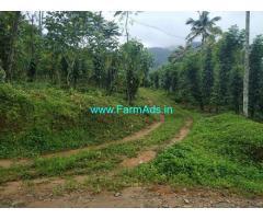 3.30 Acres Agriculture Land for Sale near Idukki,Misty Garden Resorts