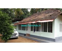 155 Cents Land with Farm house for Sale near Thrissur
