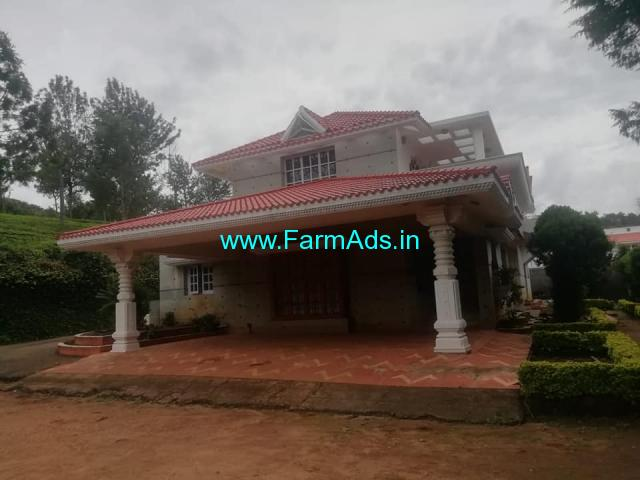 Farm Villa , 50 Cents Land for Sale in Kotagiri
