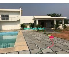 Farm house in 2 Acres Land for Sale near Moinabad