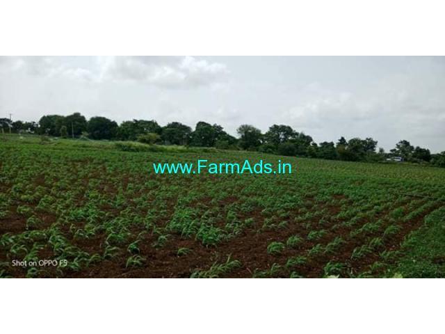 3.5 Acres Agriculture Land Sale Jharasangam,Kohir Chilemamidi Road
