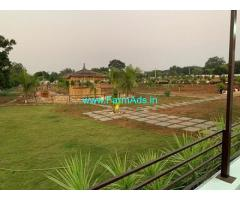 Farm House 3.04 Acres Land Sale Moinabad,Chiklur Balaji Temple