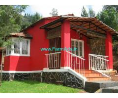 Resort For Sale at Kotagiri