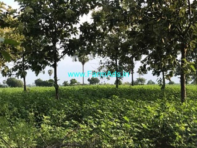 8 Acres Agriculture land sale near Nidamanoor,Nagarjuna sagar Canal
