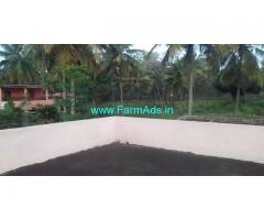 Farm Land for sale, 21 kunte, 12 KMS from Channapatna.