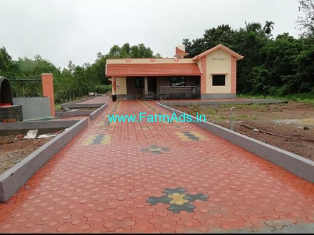 25 Cents Land with House for Sale near Shirva, Padubidri highway