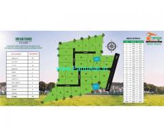 Organic Farm Land for Sale on Highway,NH66,Pondicherry Tindivanam