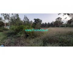 1.19 Acres Agriculture Land for sale on Nanjangud road