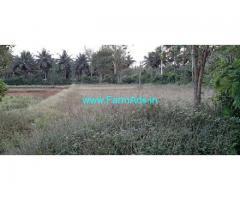 1.19 Acres Agriculture Land for sale on Nanjangud road