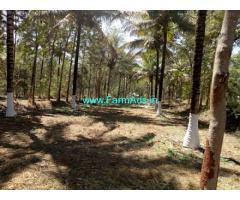 10.2 Acres Agriculture Land for Sale on Gaddige Road