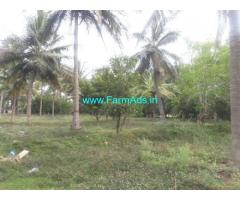 4 Acres Coconut Farm with Farm house for Sale near Hunsur Road