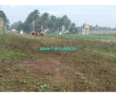 58 Gunta Agriculture Land for Sale near Melukote Road